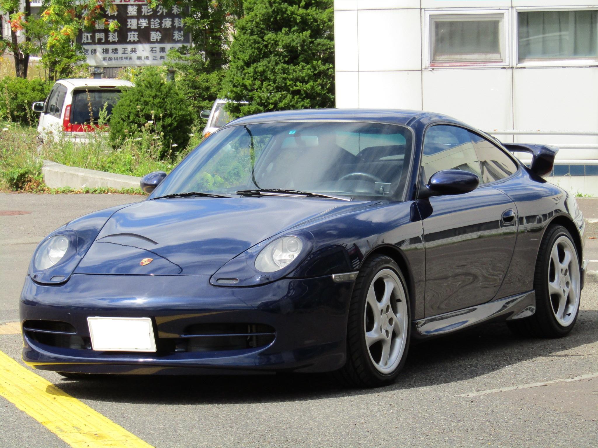 ●ポルシェ 911カレラ4 GTーIII仕様 4WD●