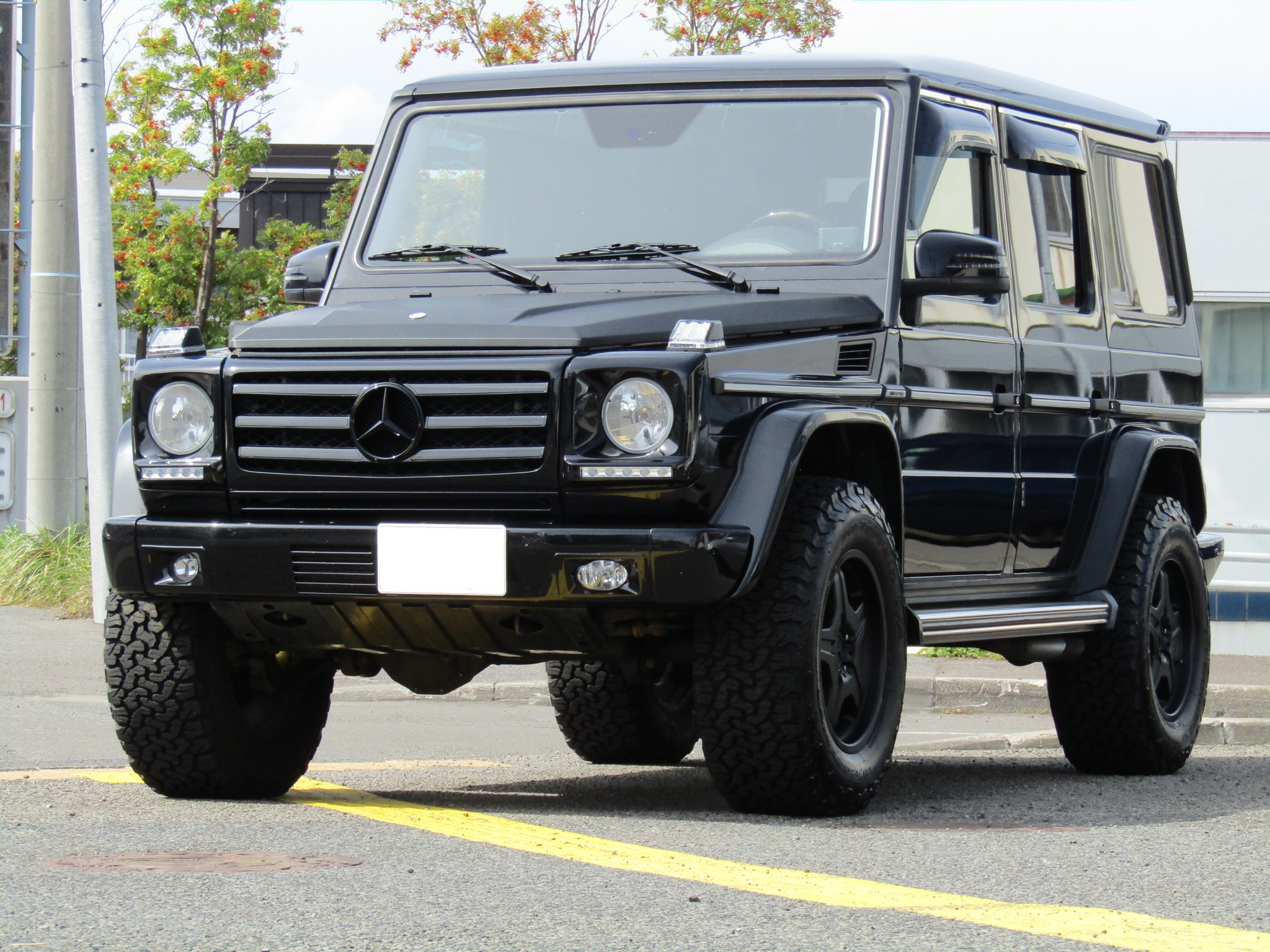 ★G55 AMG Supercharger★
