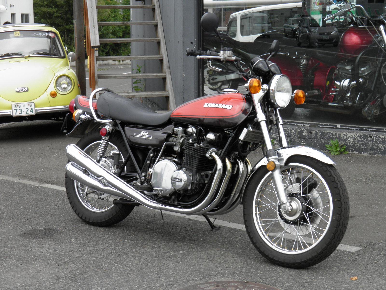 ★極上!Z1・900・昭和50年★